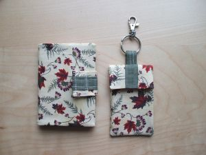 Passport cover and rail card holder by Magical525
