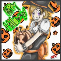 Early.Happy Halloween. by Val-Hasseth