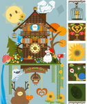 The Impossible Cuckoo Clock by pronouncedyou