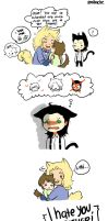 THE FLAWLESS CAT-LOKI LOGIC by Zashache