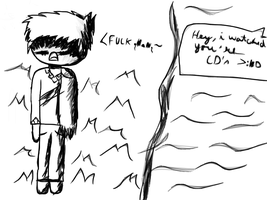 AT: I watched you're Cd's,if you know what i mean~ by UnicornOfShadows