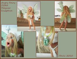 Angry Fairy by hevic