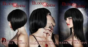 Blood and Snow Covers by AndyGarcia666