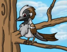 House Sparrow by CursedNight