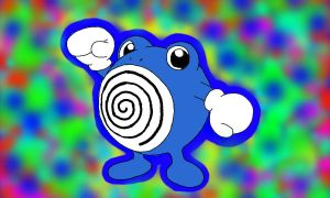 Poliwhirl Colors! 3D by Natto1995