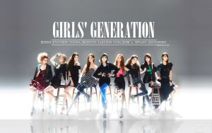 SNSD WALLPAPER 1280X800 HD by ExoticGeneration21
