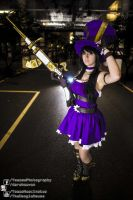 LOL Caitlyn Cosplay at London MCM 2013.10.25 by TomasMascinskas