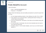 Group MediaFire Account - Public Use by StarsNeverStop