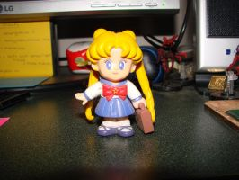 Sailor Moon Figure by RosalineStock
