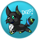 Derp Eternal by BipolarWolfy