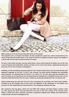 TG Caption trade with Hailey Pixley by TG-Spain