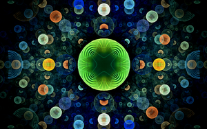 pattern circles by Andrea1981G