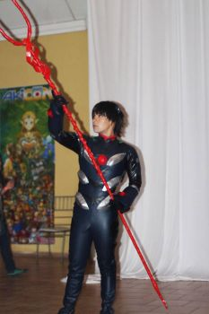 EVANGELION 3.33 : Shinji Ikari plugsuit by CaptainArnoldo