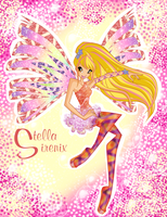 .:Stella Sirenix:. by magicalcolourofwinx