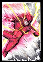 CW's The Flash by samrogers
