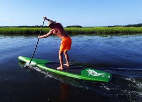 Stand and Paddle SUP 5463 by PaddleGallery