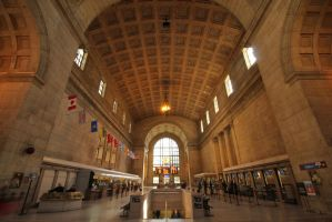 Union Station - Toronto by PhilsPictures