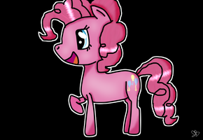 Pinkie Pie by SerinaBeauty