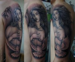 Venus Tattoo by Moviemetal3