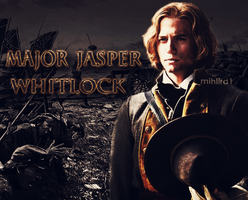 Major Jasper Whitlock by MihLira1