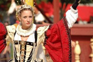 Queen of Renaissance Fair by MarQKissa
