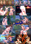 SFxT Mod: Cammy - Tyris Flare by CasualTrap