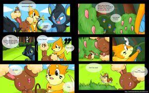 Berry War::. Page 1-2 by MarticusProductions