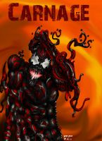 Carnage's Insanity by GRIDALIEN