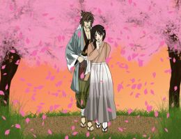 Hakuoki Shinsengumi Kitan Love by tifa-bells