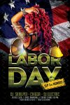 Labor Day Flyer PSD Template by ayumadesign
