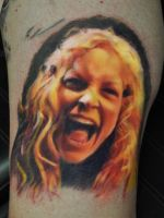 Sherri Moon Zombie by ScottVersago