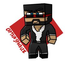 CaptainSparklez by StreetViper