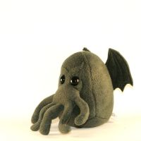Cthulhu Plushie by Saint-Angel