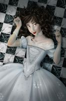 White Queen by kure-chanih
