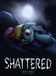 Shattered cover art by gonedreamer
