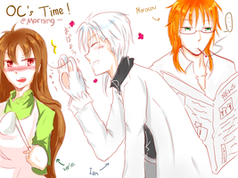 OC time by ver-ichihara
