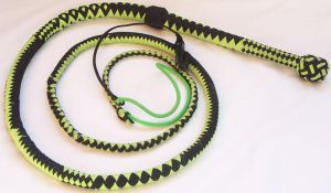 The First Nylon whip I made by Squidfuchuan