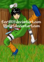 Rock Lee by fox4859 by naruto-club