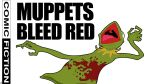 mister CUJO Explains Muppets Bleed Red by ComicFiction