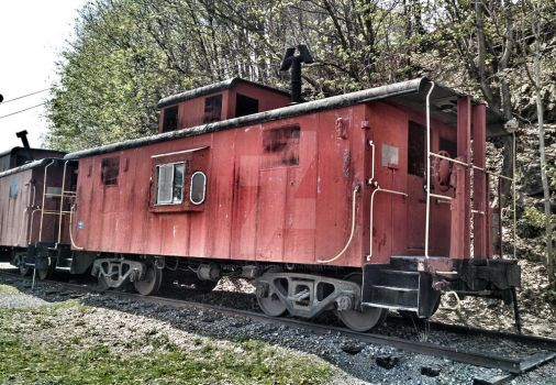 Caboose by Thru-the-Lens101