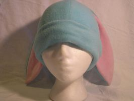 Teal Bunny Hat - CLEARANCE by kittyhats
