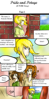FrUk :: Pride and Potage :: Page 1 by ImMixyAndImBlue
