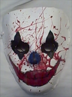 Bloody Bopo mask by Nohmanhobo