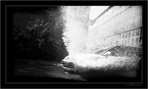 Honda Civic VTi Water Attack01 by miki3d