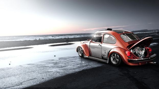 VW Beetle by alemaoVT