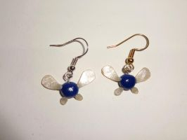 Navi Earrings by ByToothAndClaw