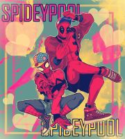 spideypool by bbcchu