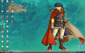 All Hail Ike from Fire Emblem by Janus-Rakeldant