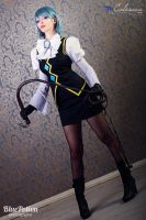 Phoenix Wright Ace Attorney - Franziska von Karma by Calssara