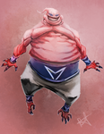 Fat Buu by KZBulat